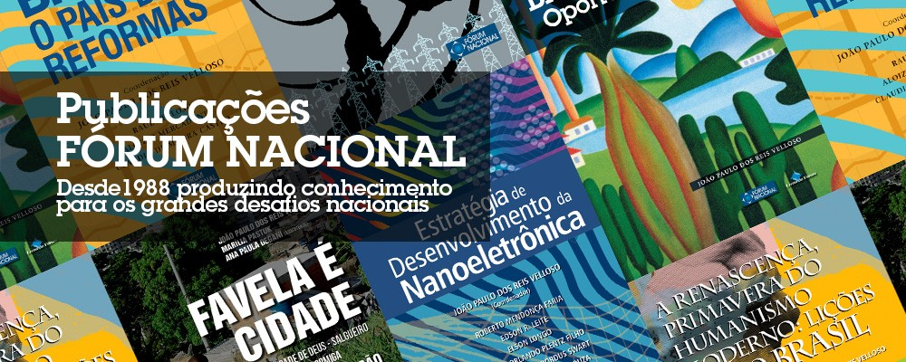 Publicações do Fórum Nacional