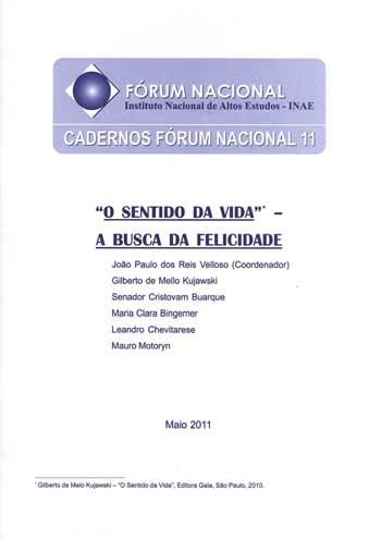 Cadernos Fórum Nacional 11