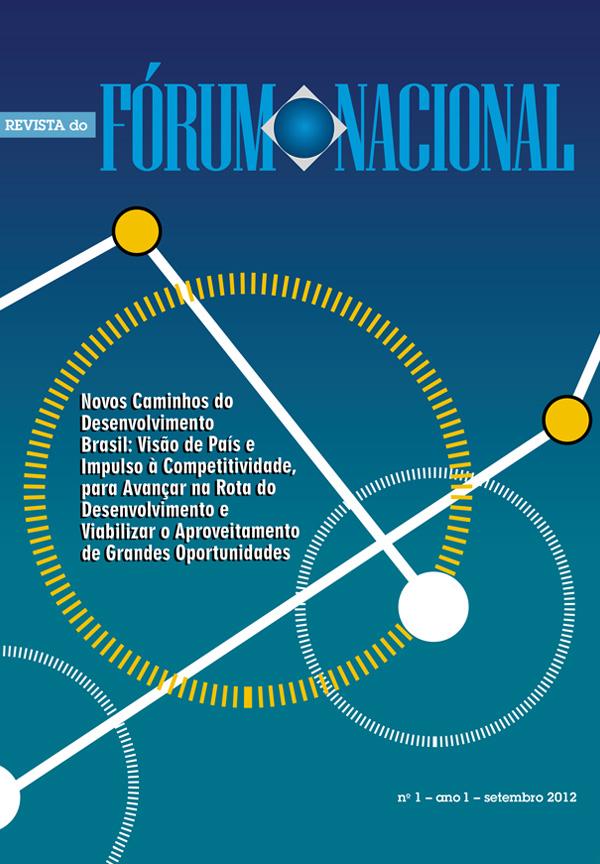 Revista do Fórum Nacional - n.1, ano 1, setembro 2012
