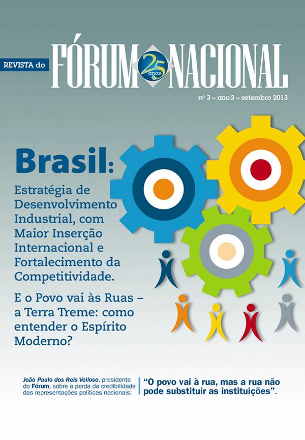 Revista do Fórum Nacional, n.3 - ano 2 - setembro 2013