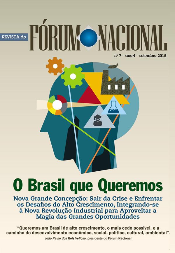 Revista do Fórum Nacional, n.7 , ano 4 , setembro 2015