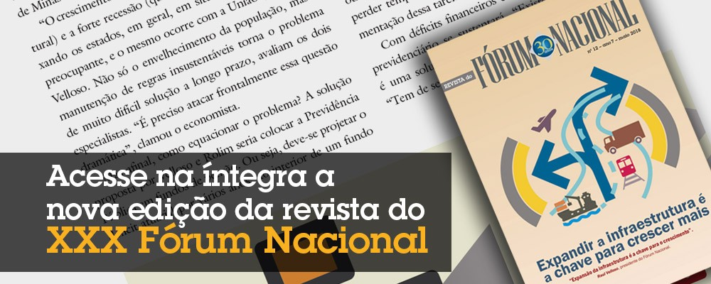 Revista do Fórum Nacional  –  maio 2018