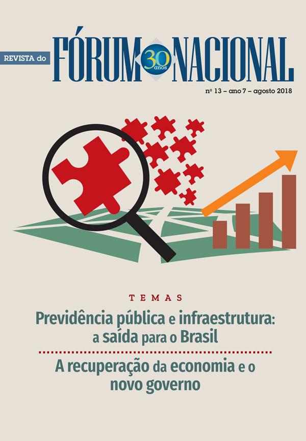 Revista Fórum Nacional - n.13 - agosto 2018